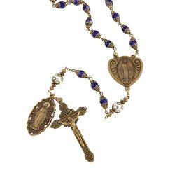 Creed Miraculous Vintage Rosary