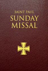 Saint Paul Sunday Missal, Burgundy