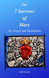 7 Sorrows of Mary Art Prayer book