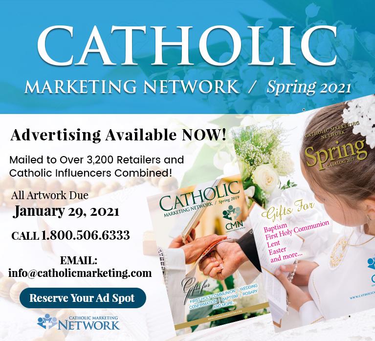 Catholic Marketing Banner Marketplace Mobile